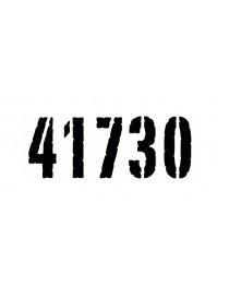 Numéro CARGO FSVL 40cm
